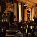 restaurant la ferme de victorine notre dame de bellecombe la salle