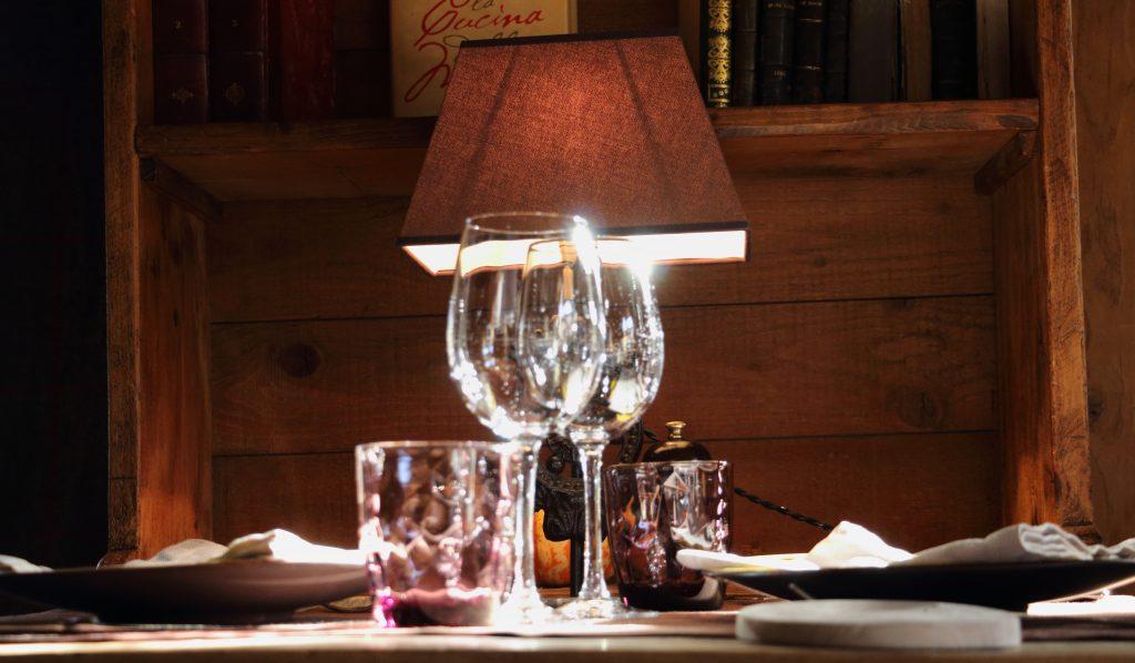 restaurant la ferme de victorine notre dame de bellecombe petite table